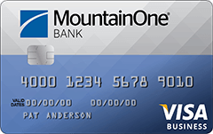 MountainOne Visa Business Card